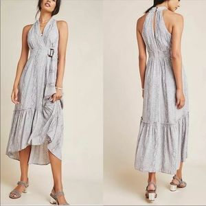 Anthropologie Marfa Maxi Dress